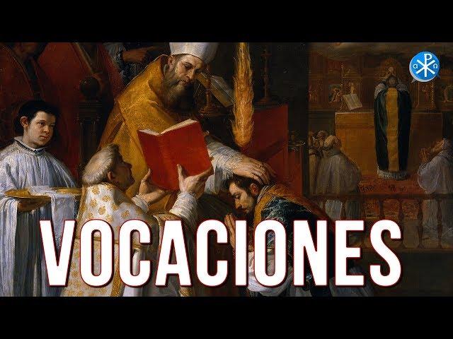 Vocaciones   Perseverancia - P. Gustavo Lombardo