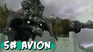 Shadow of the Colossus #5 Avion