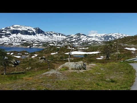 Motorcycle trip to Norway