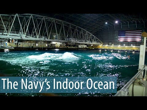 The Navy's Indoor Ocean Revisited