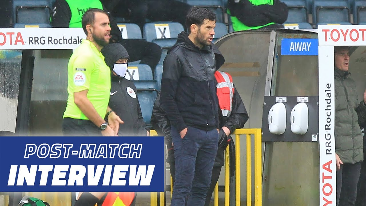 Brian Barry-Murphy On Win Over Fleetwood Town