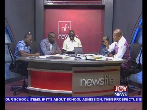 #Newsfile Full Discussion - JoyNews (14-9-19)