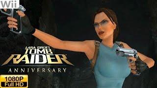 Tomb Raider Anniversary - Wii Gameplay 1080p (Dolphin GC/Wii Emulator)