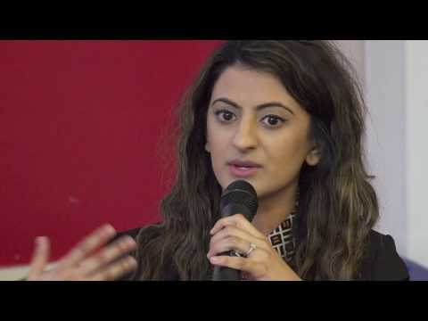 Media Festival 2017 - The Dream Job BBC Asian Network radio presenter - Harpz Kaur