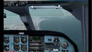 Fsx Flying over photoreal Greece HD