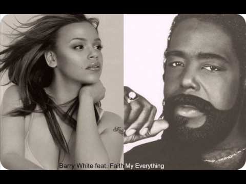 Barry White feat Faith Evans - My Everything