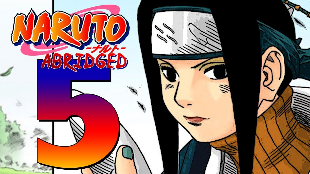 Naruto Abridged: Episode 5 - Sham-WOW! | MorningRamen