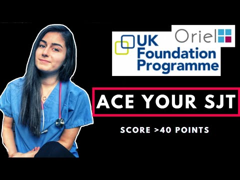 How to ace your SJT I The Junior Doctor