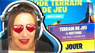 MES ABONNÉS SONT LES MEILLEURS *TERRAIN DE JEU* | FORTNITE