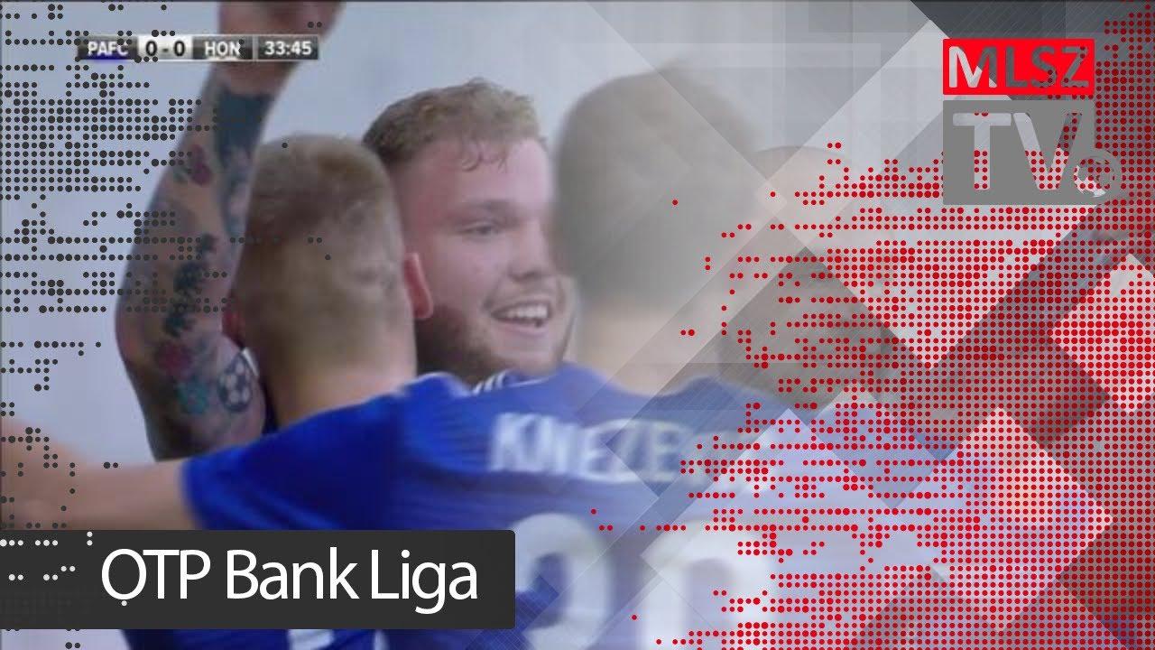 Puskás Akadémia FC - Budapest Honvéd | 1-1 (1-0) | OTP Bank Liga | 26. forduló | 2017/2018 | MLSZTV