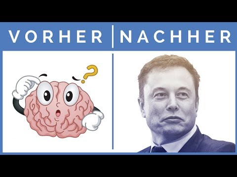 Sofort Denken Wie Elon Musk - In 4 Schritten Kritisch Denken