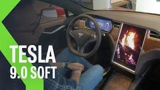 Así son los Easter Eggs de Tesla: desde JUEGOS de Atari hasta flatulencias