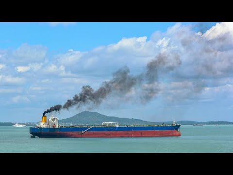 [TRADE-IDEA] Major Shake-Up for Oil and Shipping Stocks | $LNG | Natural Gas Trading Idea