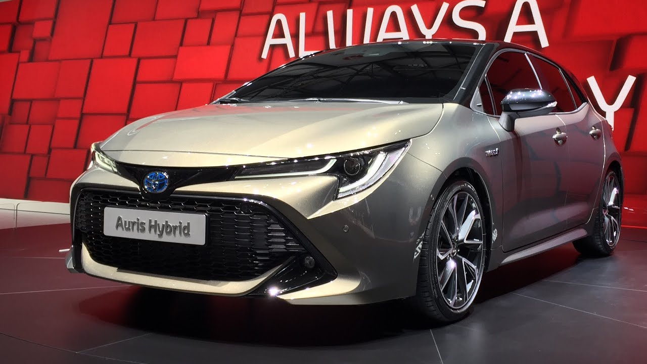 All-new 2018 Toyota Auris brings more daring looks, choice ...
