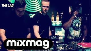 CRITICAL MUSIC in The Lab LDN (Kasra, Ivy Lab & Foreign Concept)