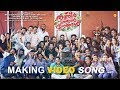 Thanneer Mathan Dinangal | Making Video Song | Panthu Thiriyanu | Vineeth Sreenivasan
