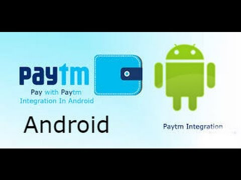 Paytm integration android Tutorial Part 1 Payment gateway integration Part  2 Android Payment Gateway