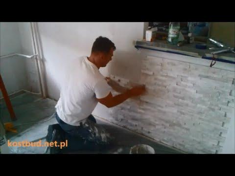 Odświeżenie Mieszkania Kamień Dekoracyjny Tapetowanie Malowanie Trawertyn Elektryka