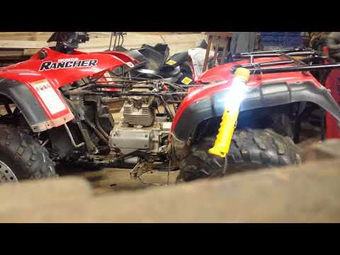 2000-honda-rancher-350-engine-removal-part-3