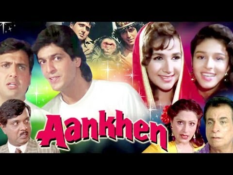 Aankhen is listed (or ranked) 36 on the list The Best Amitabh Bachchan Movies