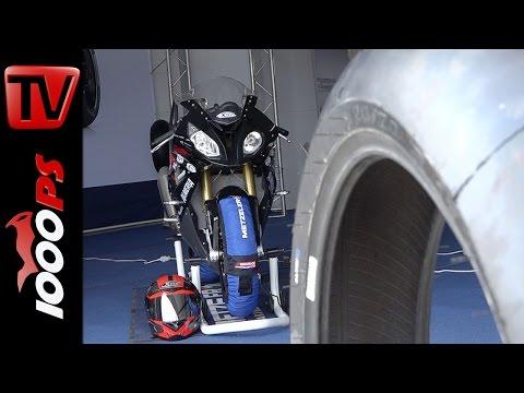 Metzeler Racetec RR Slick Test | Almeria 2016
