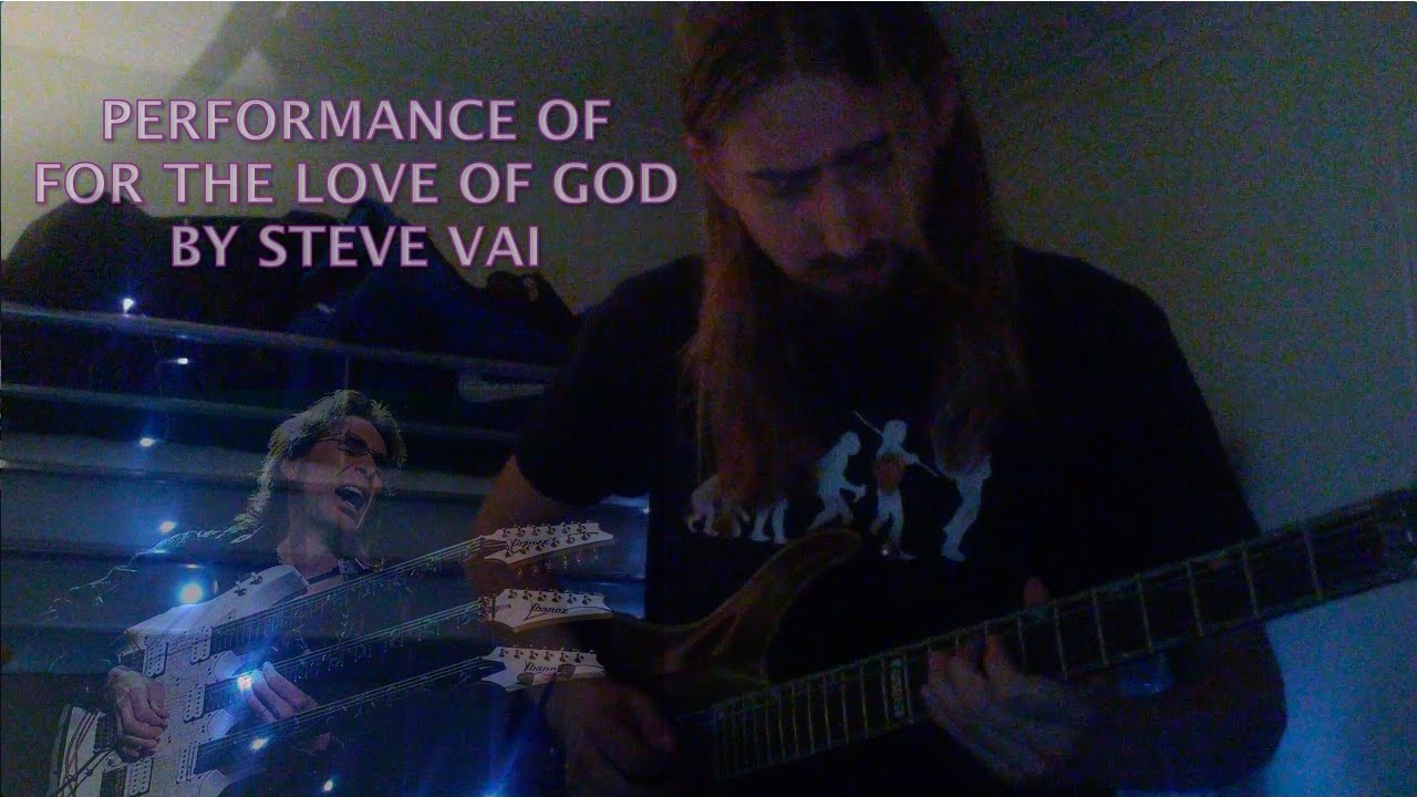 jc guitar shred series episode 1 for the love of god by steve vai youtube. Black Bedroom Furniture Sets. Home Design Ideas