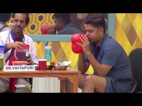 BIGG BOSS - 1st August 2017 - Promo 2