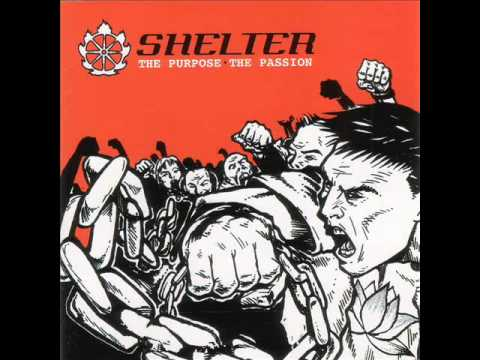 SHELTER - THE PURPOSE, THE PASSION