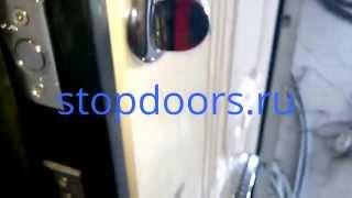 Входная дверь АСД Гермес беленый дуб(Двери АСД описание по ссылке http://stopdoors.ru/stopdoors.ru/product/vhodnaya-dver-germes-venge-dub-belenyy., 2015-03-30T17:21:33.000Z)