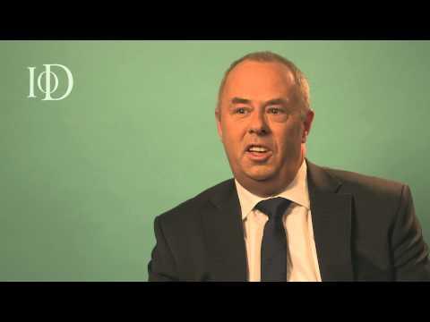 Becoming a Non-Executive Director - Paul Munden
