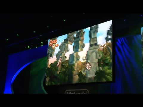 E3 2010 Donkey Kong Country Returns Announcement Trailer