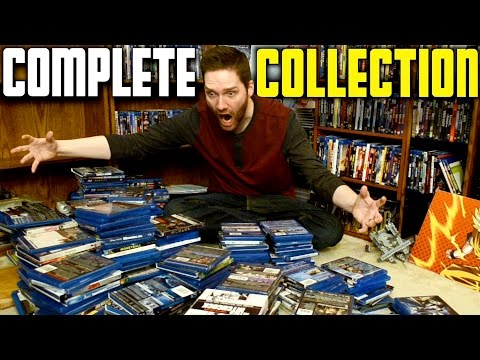 Complete Blu-ray Collection