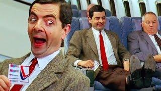AIRPLANE Bean | Bean Movie | Funny Clips | Mr Bean Official