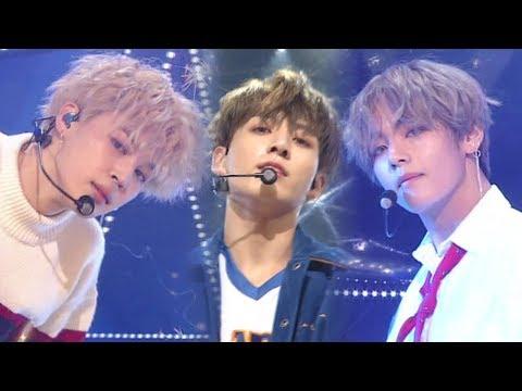 《Comeback Special》 BTS  - DNA @Inkigayo 20170924