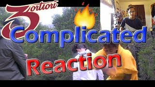 "3Fortiori - ""Complicated""  Reaction"