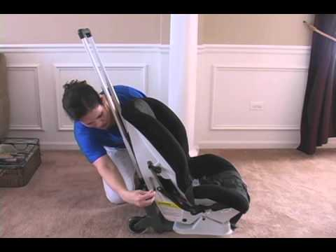 Baby Gizmo Brica Car Seat Transporter Review