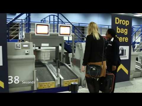 Rockwell Collins ARINC SelfDrop | Self Service Bag Drop Solution| Airport Solutions