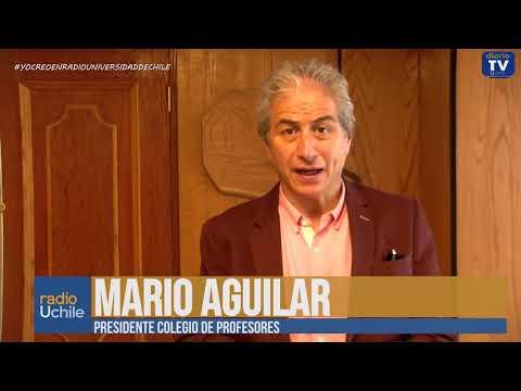 Mario Aguilar #YoCreoenlaRadioUniversidadDeChile