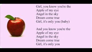 Gambar cover Micah G-Apple Of My Eye Lyrics