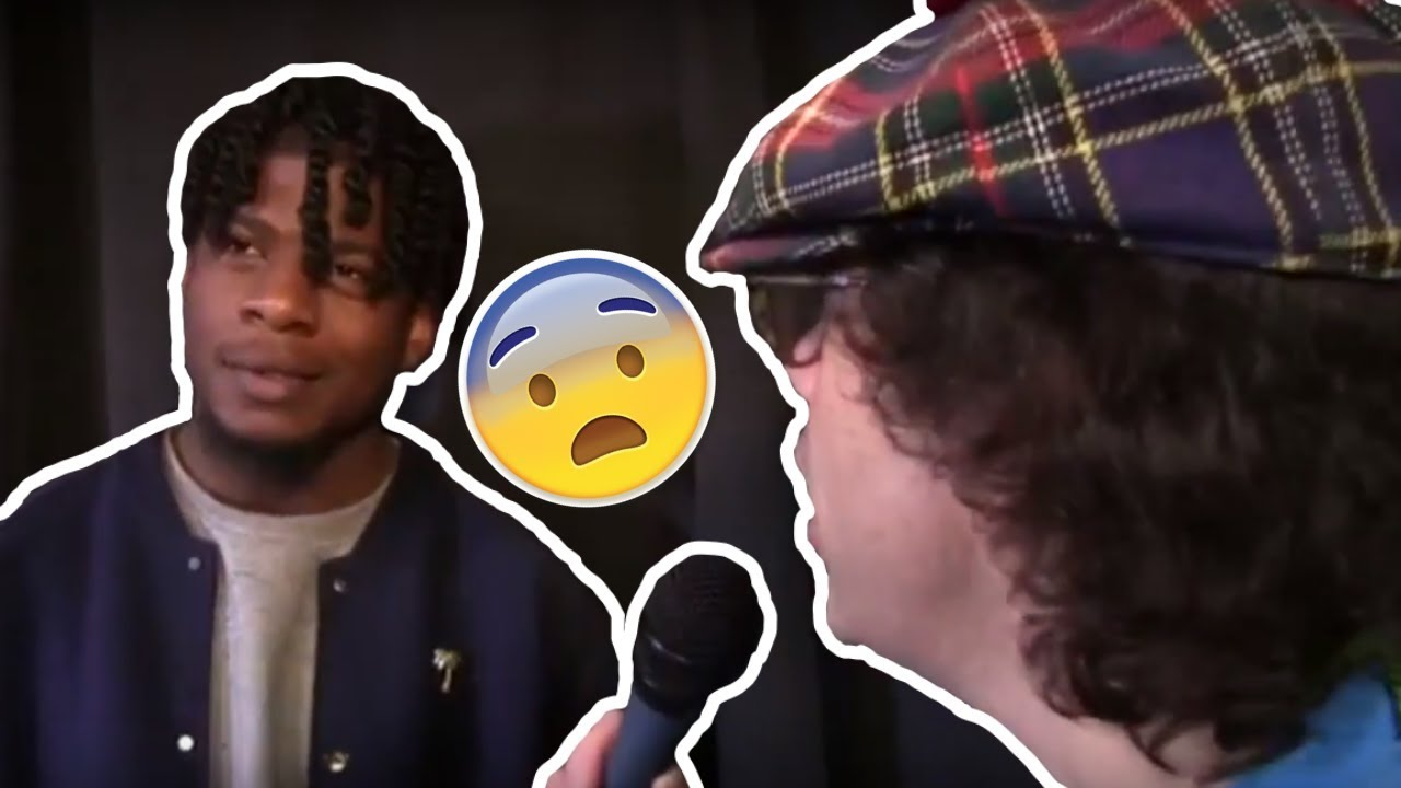 Rappers Mind Blown By Nardwuar Part 5 (Compilation)