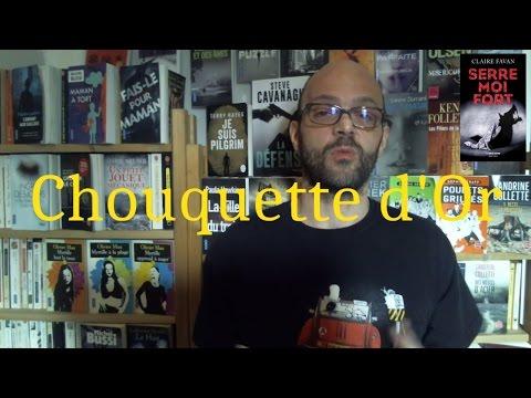 CHOUQUETTE D'OR N°6 - Serre moi fort  -  Claire Favan thumbnail