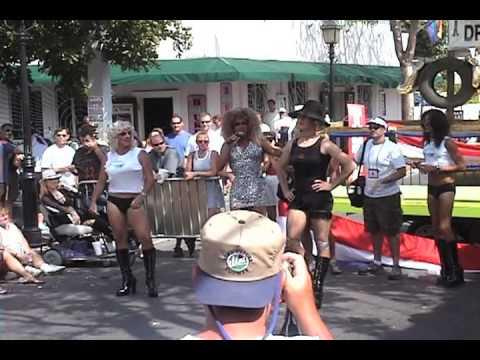 Key West Drag Queen Races