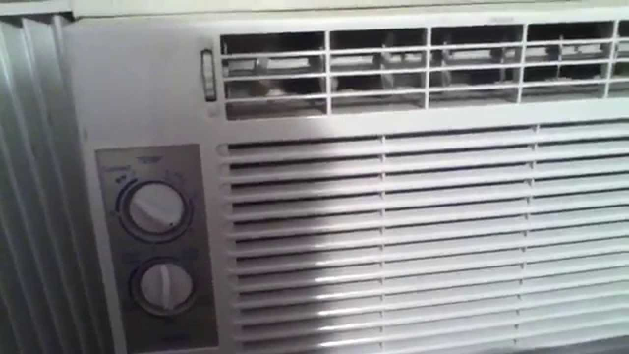 2011 ge 5 000 btu air conditioner [ 1280 x 720 Pixel ]