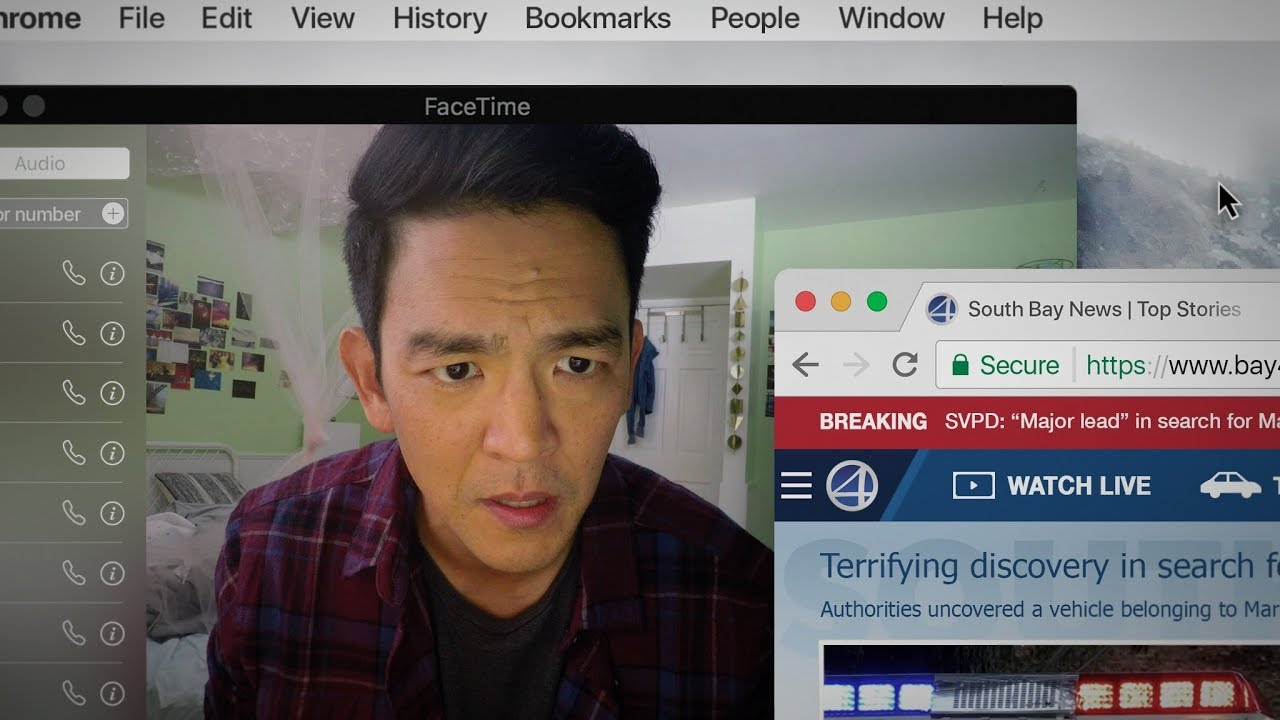 PÁTRANIE (trailer) - jedinečný thriller od 13. septembra v kinách