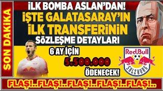 Galatasaray İlk Transferini Duyurdu! I İşte Bonservis ve Sözleşme Detayları!