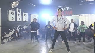 The new year fiesta dance show case |bboyzzzdanceacademy|danceworkshop