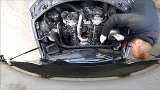 Mercedes Camshaft Position Sensor P0016 P0017 видео онлайн