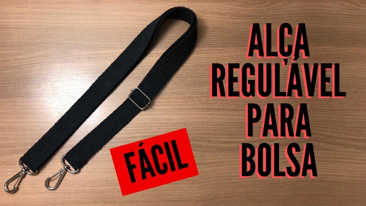Alça de Bolsa / Alça regulável