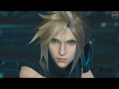 Final Fantasy Mobius: All Final Fantasy 7 Event Cutscenes (1080p 60fps)