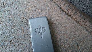 Blacksmithing - touchmark / logo - getting one made